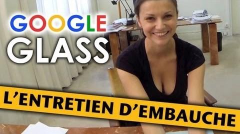 Google Glassの未来予測動画で「男性はいつまでもエロガキ」だということが判明。