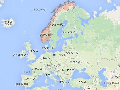 【どうしてこうなった】ノルウェーで魚の群れが凍りつく。
