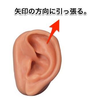 の ゴロゴロ 耳 中